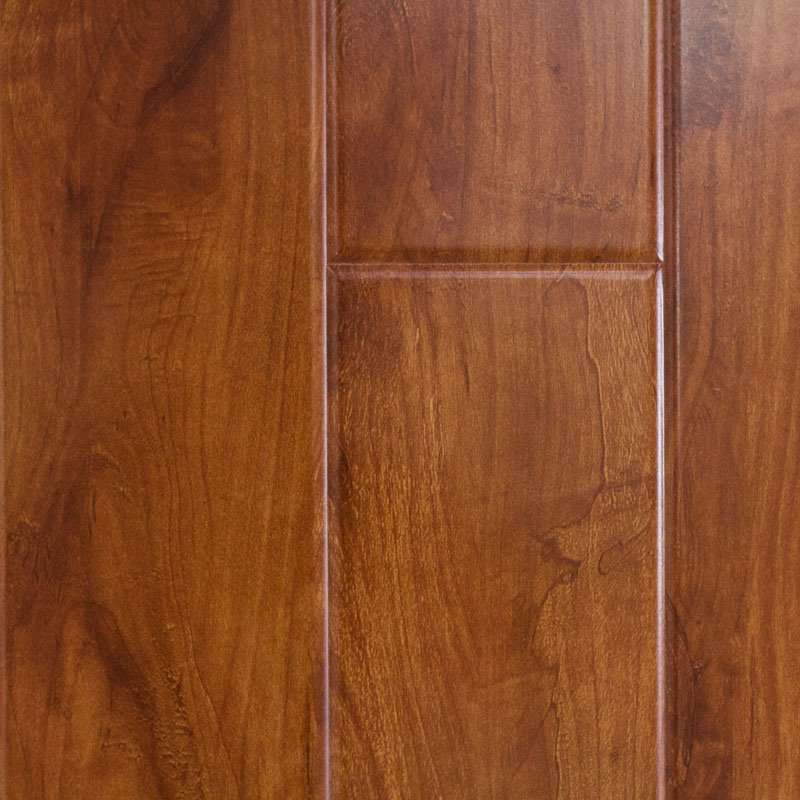 Big U Groove Mould Pressed Laminate Flooring Antique Noble Series 7442