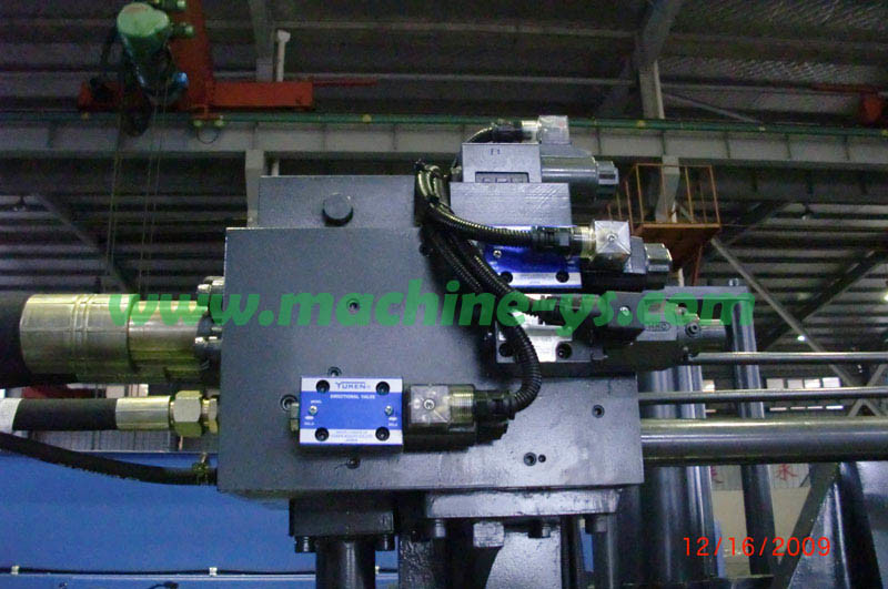 338t Servo Plastic Injection Molding Machine (YS-3380V6)