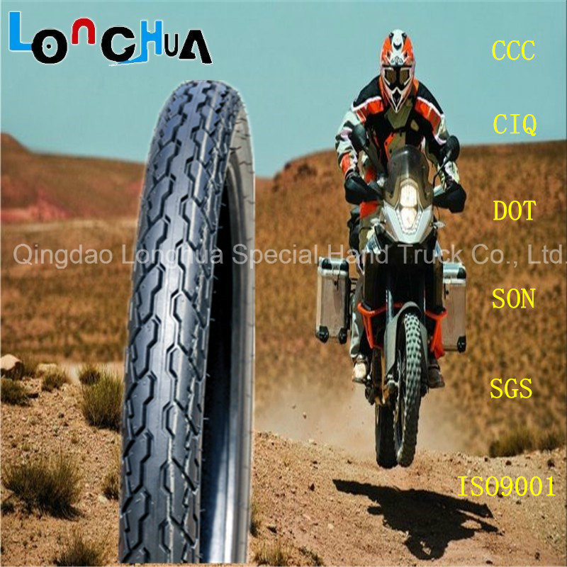 China Professional Supplier Motorcycle Tire (2.25-17, 2.50-17)