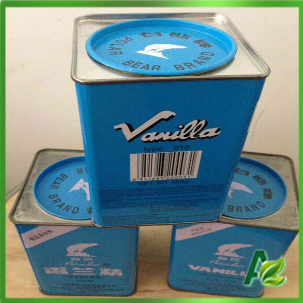 Polar Bear Flavoring Vanillin with Plant/Factory Price, CAS 121-33-5