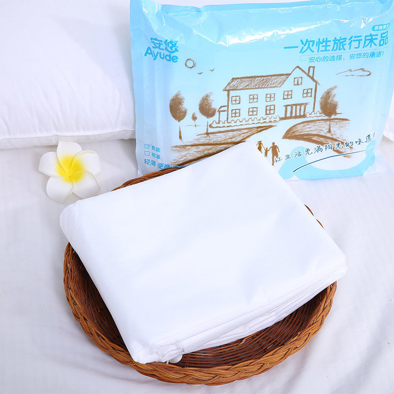 Cheap Wholesale Used Hospital Disposable Bedding Sets/Bedroom Sets