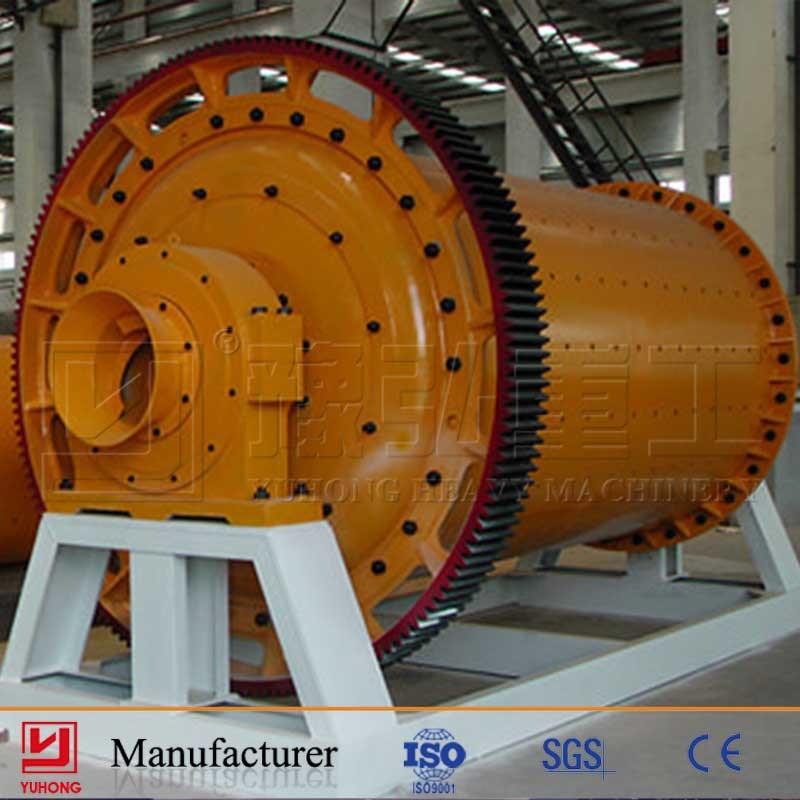 Yuhong Small Ball Mill (YH-900*3000)
