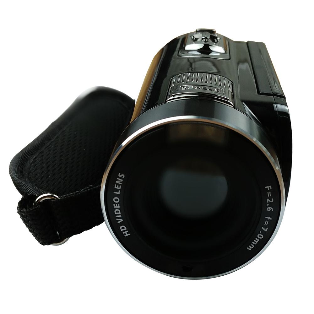 DV01-IR Beauty Face FHD Infrared DV Digital Camera Remote Control CMOS Sensor 24MP Photo 16X Digital Zoom 1080P DV