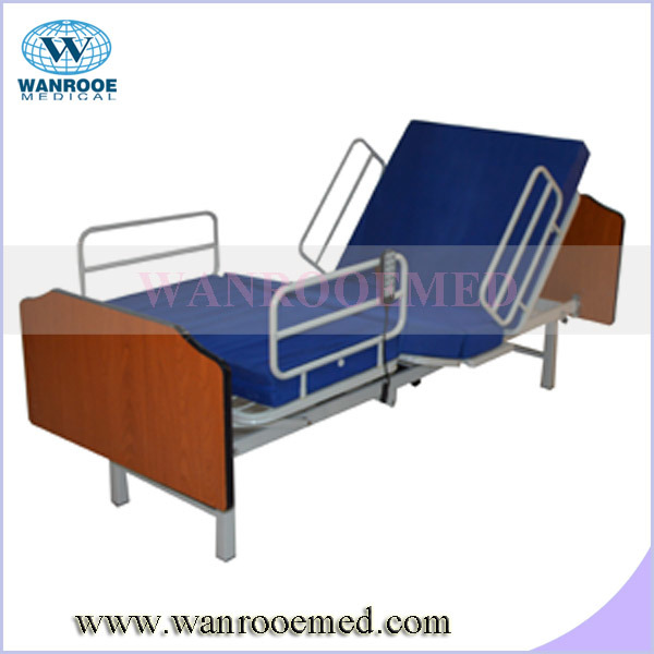 Five Function Nursing Bed with Extra Low Position