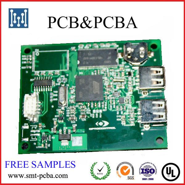 2 Layer Electronic PCBA Test