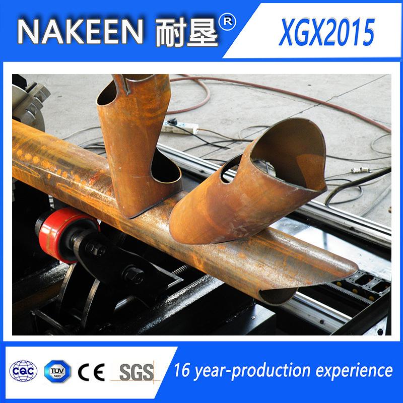 Three Axis CNC Plasma/Flame Pipe Cutting Machine