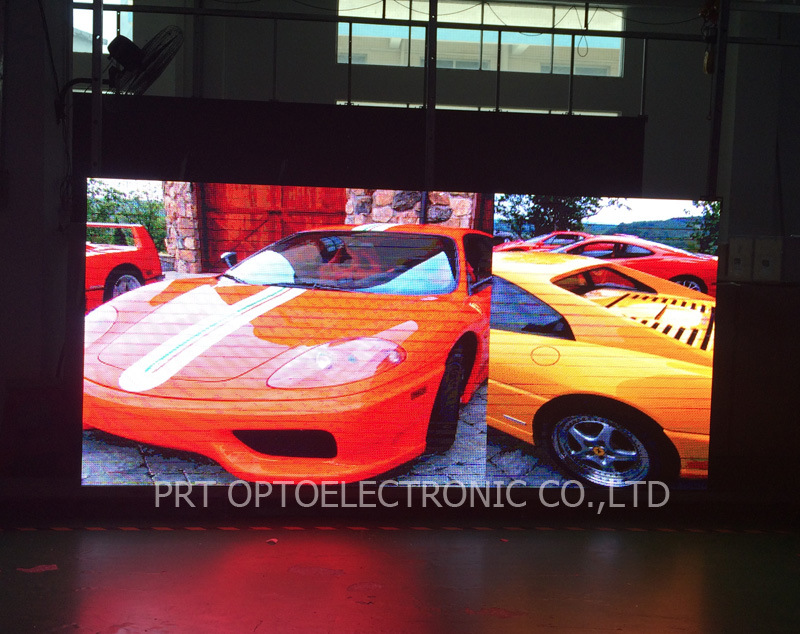 High Resolution P4mm Rental LED Display/Video Screen for Outdoor