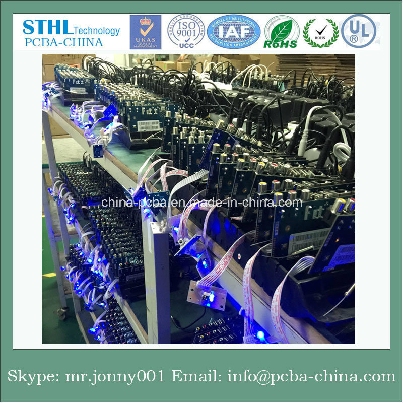 Factory Design and Assembly Service Rigid Multi-Layer Product ODM and PCBA Manufacture