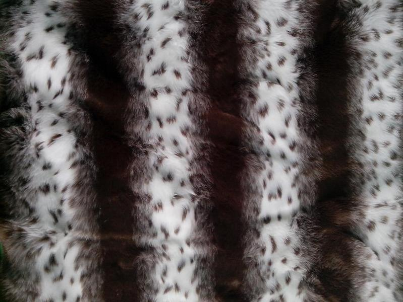 Long Pile Fake Fur