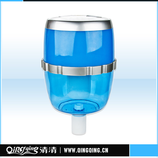 Water Purifier with Multi-Level Filter Ceramic Active Carbon and Resin