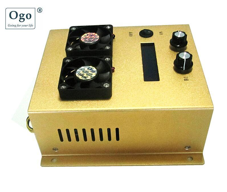 Max 99A Controller Intelligent PWM Controller Ogo-Pro′x Luxury Version 4.1 with Open Setting Funtion