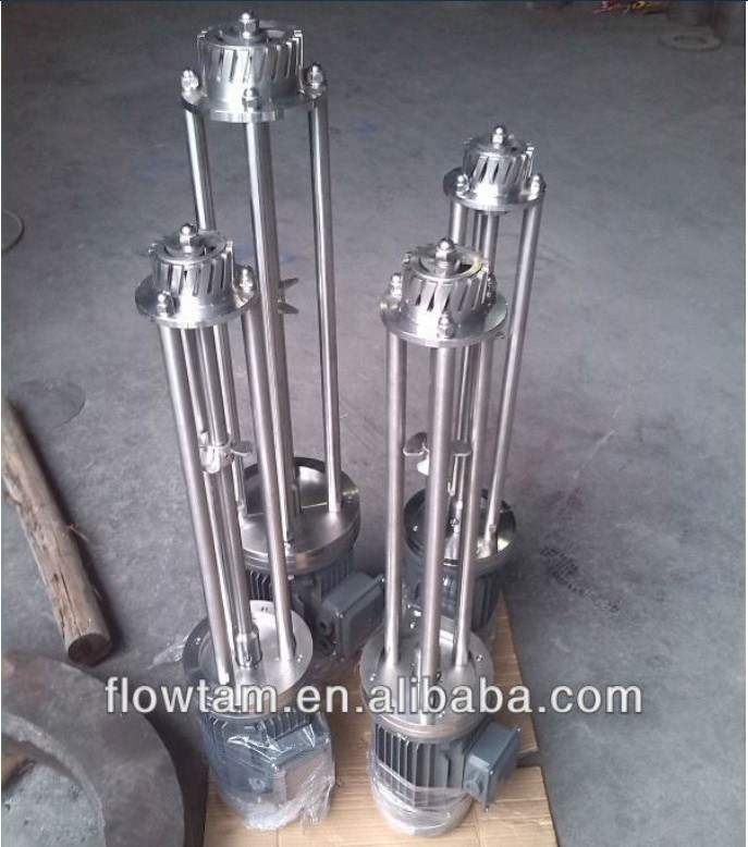 Stainless Steel Vacuum Cosmetic Homogeneous Mixer