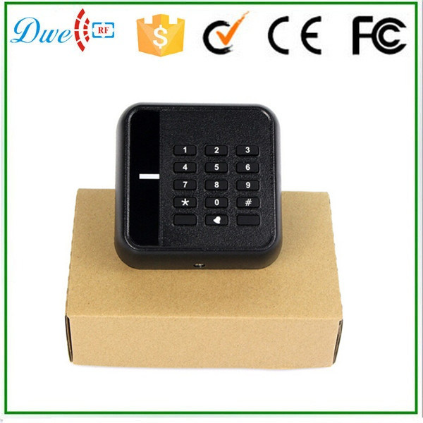 Guangdong Factory 13.56MHz RFID Reader 14443A Proximity Smart IC Card Reader Wiegand 26 for Door Access Control System