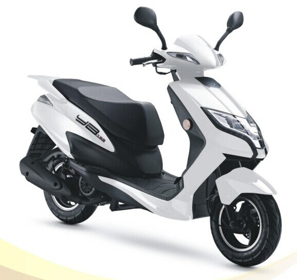 Sanyou Holding Group 125cc-150cc Asia Market Scooter Hy