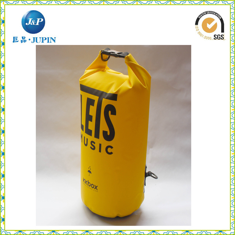 Promotional Outdoor Camping 20L Waterproof Barrel Backpack Dry Bag (JP-WB016)