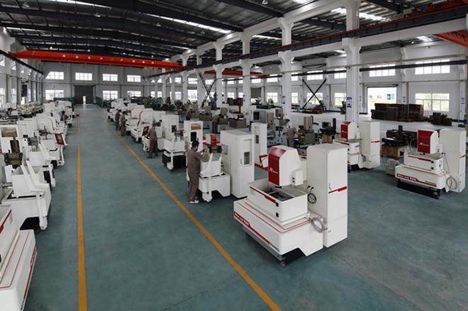 CNC Wire Cutting Machine, CNC Wire EDM Machine (KD500GL)