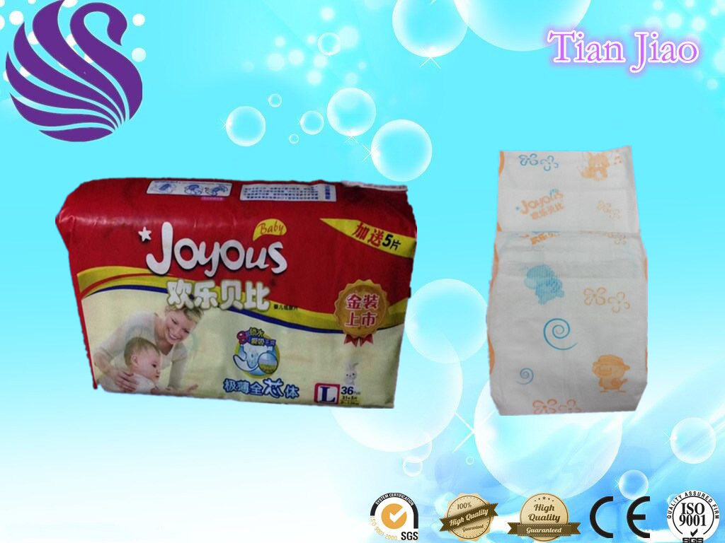 Economic Disposable Natural OEM Baby Diaper Factory