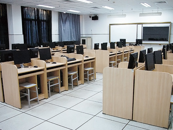Modern Office Workstation with Side Cabinet/Office Desk (OD-35)