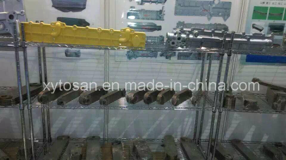 Auto Parts Oil Cooler for Isuzu 6HK1 Engine Cooler