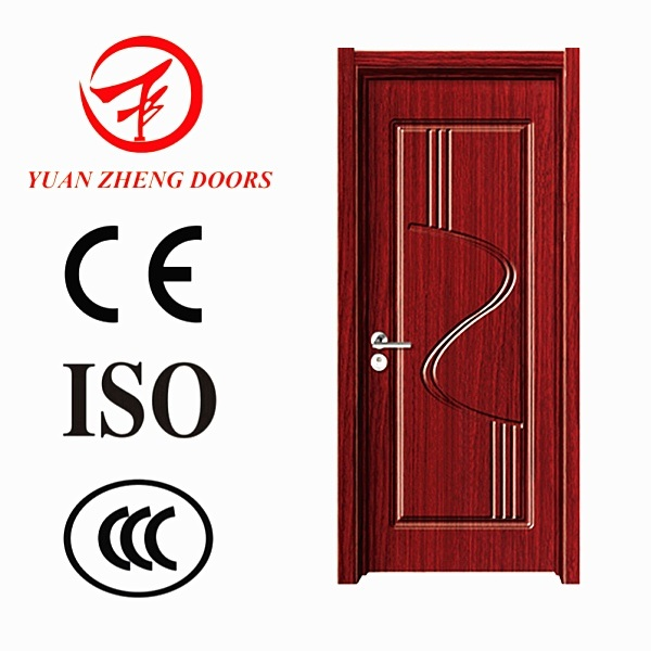 Indian Main Door Designs PVC Wooden Door