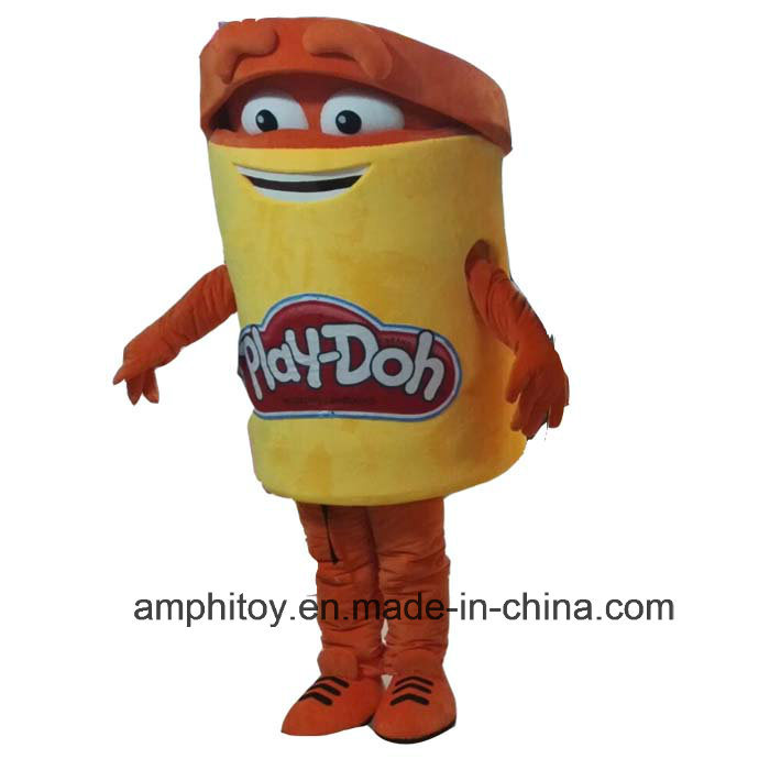 Hasbro Play-Doh Mascot Cartoon Costume Customized Mascot Costume