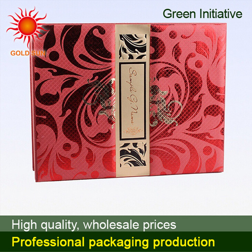 Safety Customized Packing Paper Box for Food