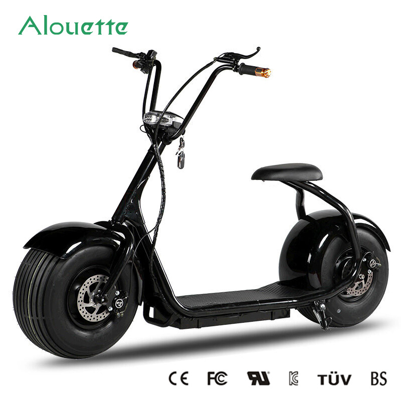 2016 New Coming! Harley Motorcycle Two Wheels Electric Scooter