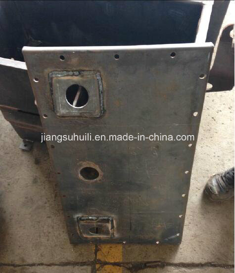 Retangle Transformer Fuel Tanks