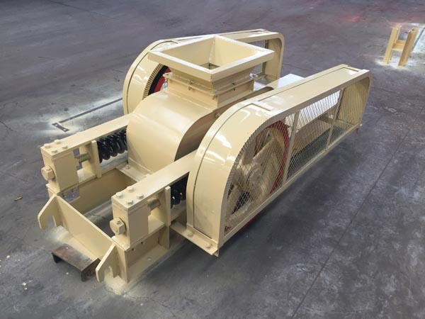 Double Roller Crusher for Sale, Stone Crusher, Sand Making Machine
