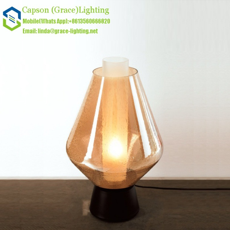 Indoor Home Lighting a Table Lamp Gt-5055-1b
