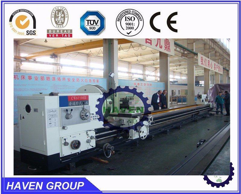 CW61100Dx14000 Horizontal Turning Machine