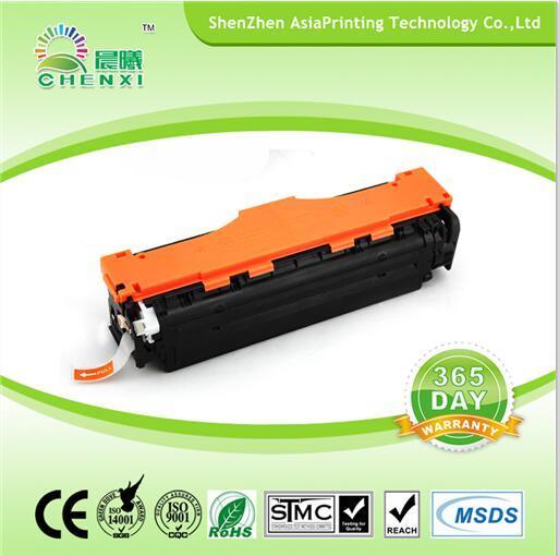 China Premium Color Toner Cc530A Cc531A Cc532A Cc533A Toner Cartridge for HP
