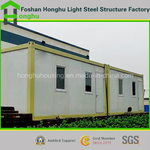 High Quality Low Cost Container House with Indoor Facilities