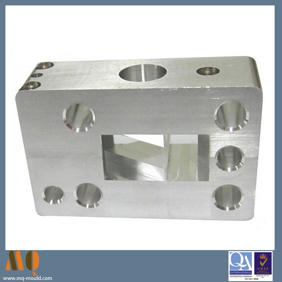 Aluminium Part CNC Custom Machining CNC Machining Parts (MQ213)