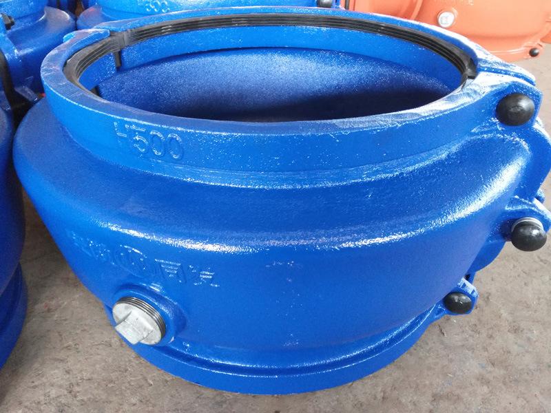 Pipe Repair Clamp H500 for Ci, Di Pipe