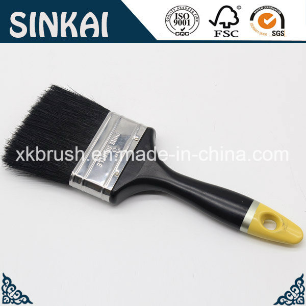 New Style Filament Paintbrush with Plastic Handle