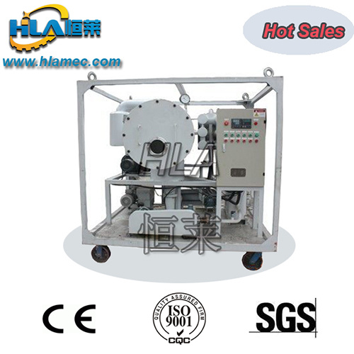 Fully Closed Type Transformer Oil Treatment Equipment