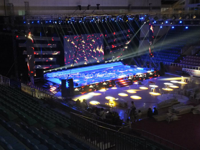 Stage Rental RGB Outdoor Video LED Display (P3.91, P4.81, P5.95, P6.25)