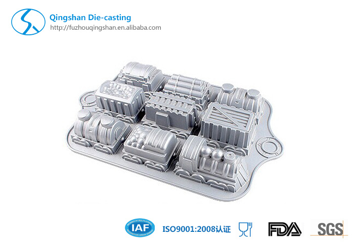 Die-Casting Cake Mould