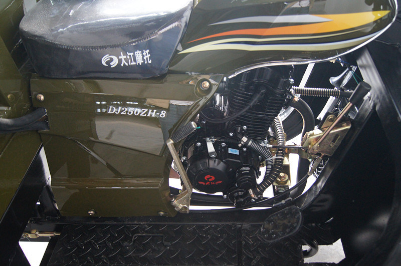 2015 China 150cc Carga Moto a 3 Roue