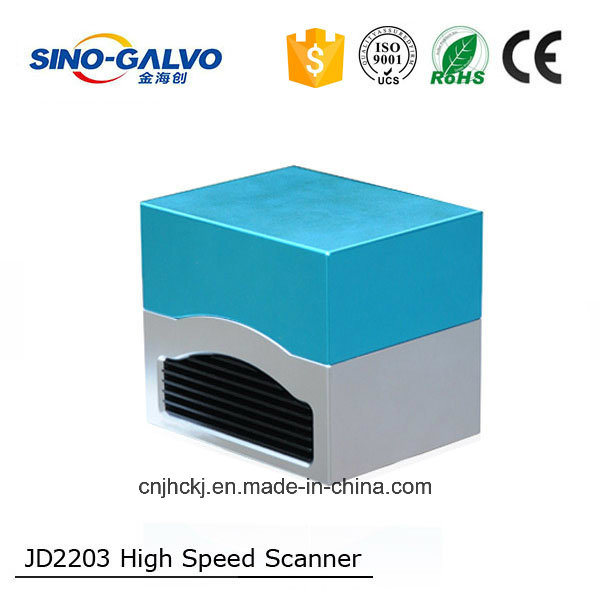 Jd2203 Digital Galvo Scanner for Portable Handheld Laser Marking