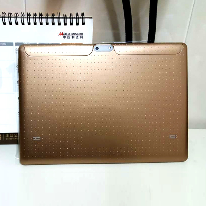 Mtk6580 Quad Core 10.1 Inch HD Screen Tablet PC with 3G Call MID