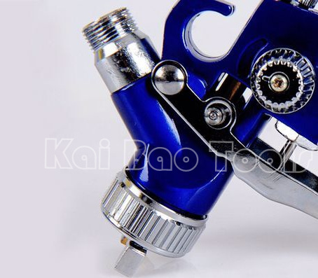 HVLP Air Spray Gun with Nozzle 0.8 and 1.0