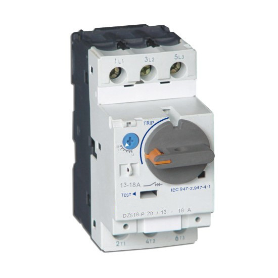 Motor Protector Motor Protection Circuit Breaker Dz518 (GV2-RS LS LE)