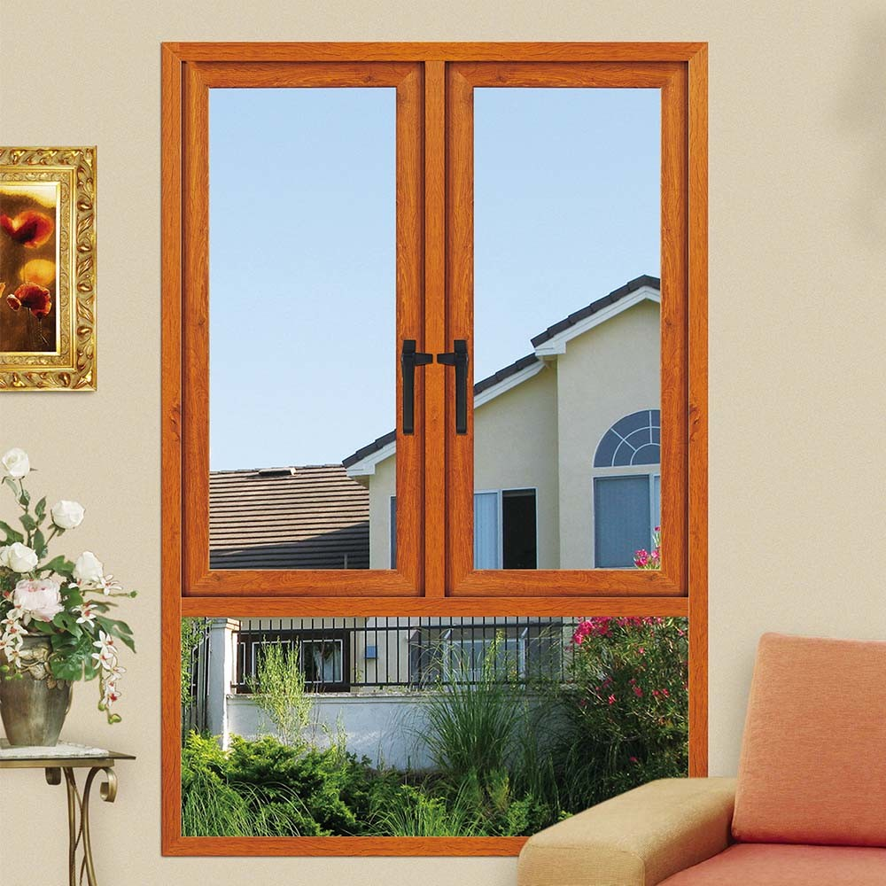 High Quality Side Hung Swing Aluminum Window