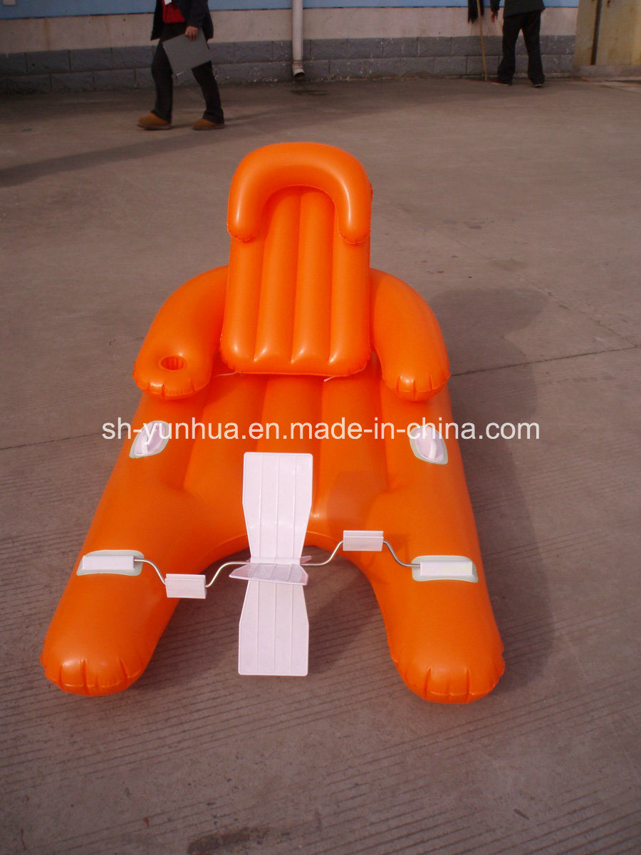 Inflatatble Paddling Pool Lounge