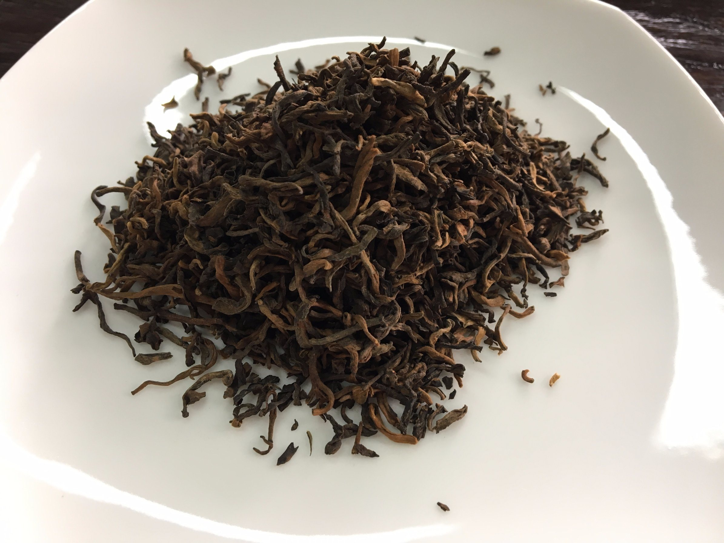 China Tea Premium Ripe PU-Erh Tea / Golden Needle Ripe PU-Erh Chinese Tea