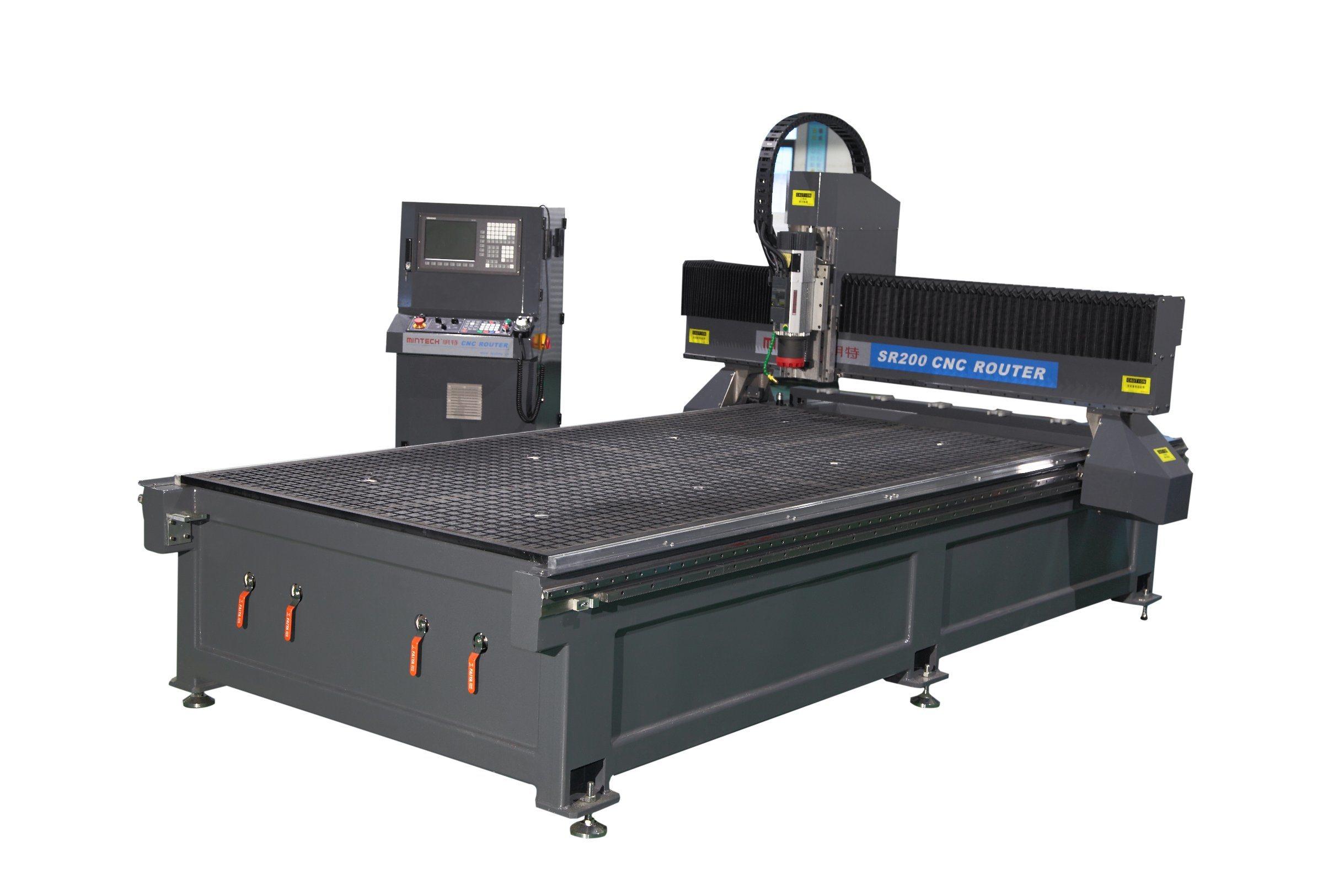 Mintech Wholesale CNC Engraving Machine China Supply CNC Router