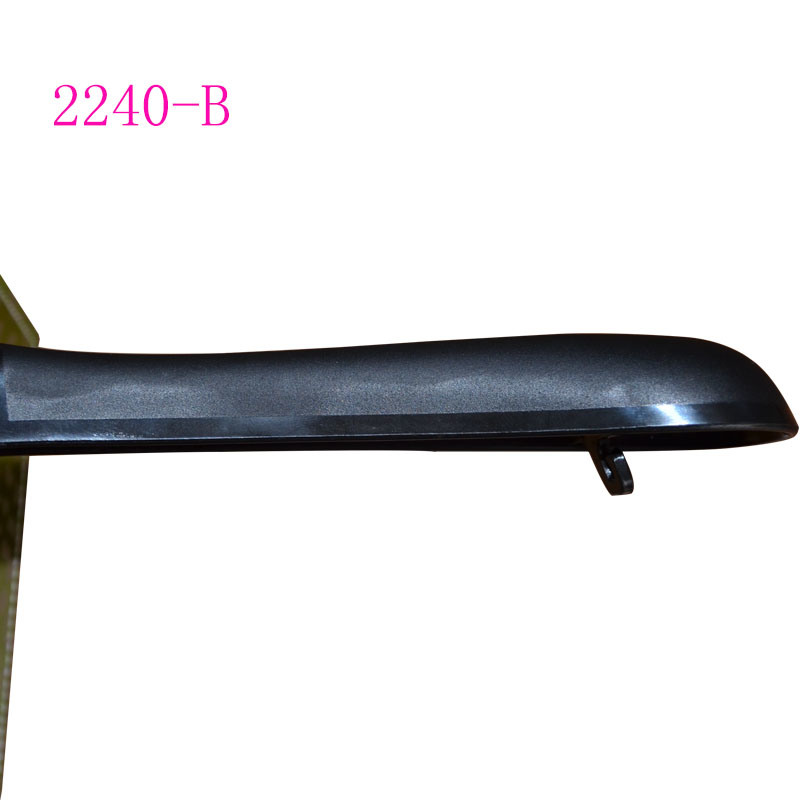 Plastic Black Durable Hanger for Female Clothes