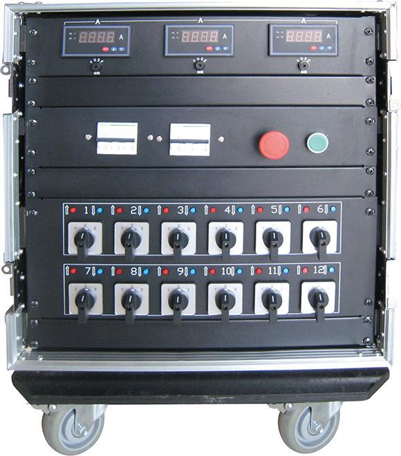 Hoist Motor Electrical Controller in Rack Case